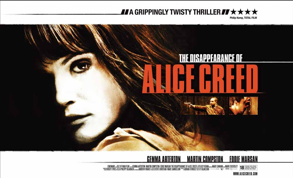 The Disappearance Of Alice Creed (4/6)