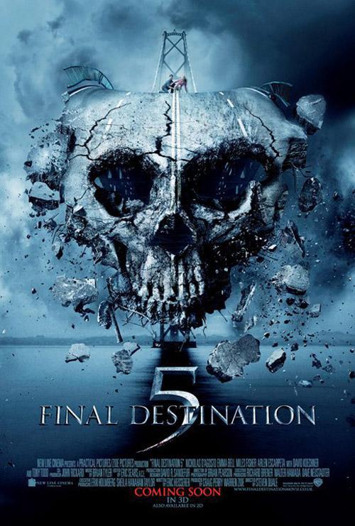 'Final Destination 5' får flotte anmeldelser