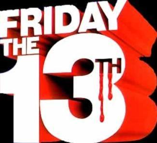 Årets første fredag den 13. i 2013