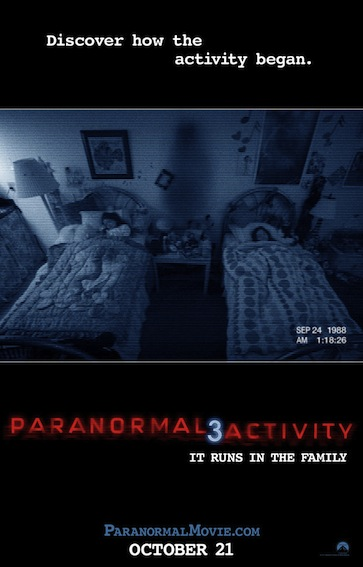 Paranormal Activity 3 (4/6)