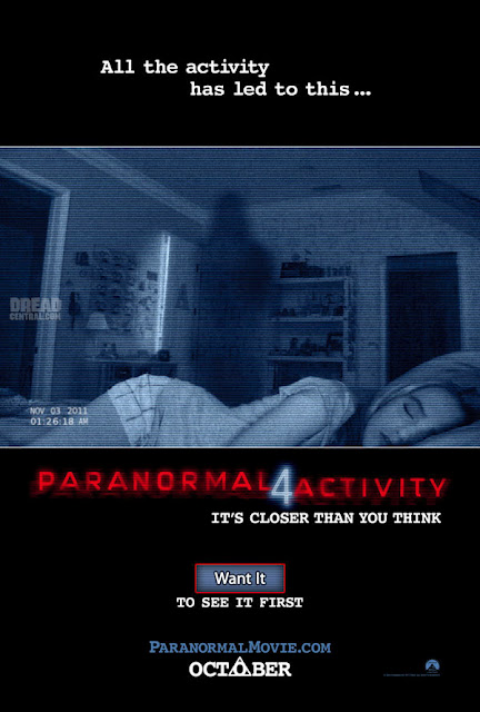 Paranormal Activity 4 (5/6)