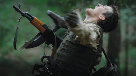 Se traileren til den spanske thriller 'Paintball'