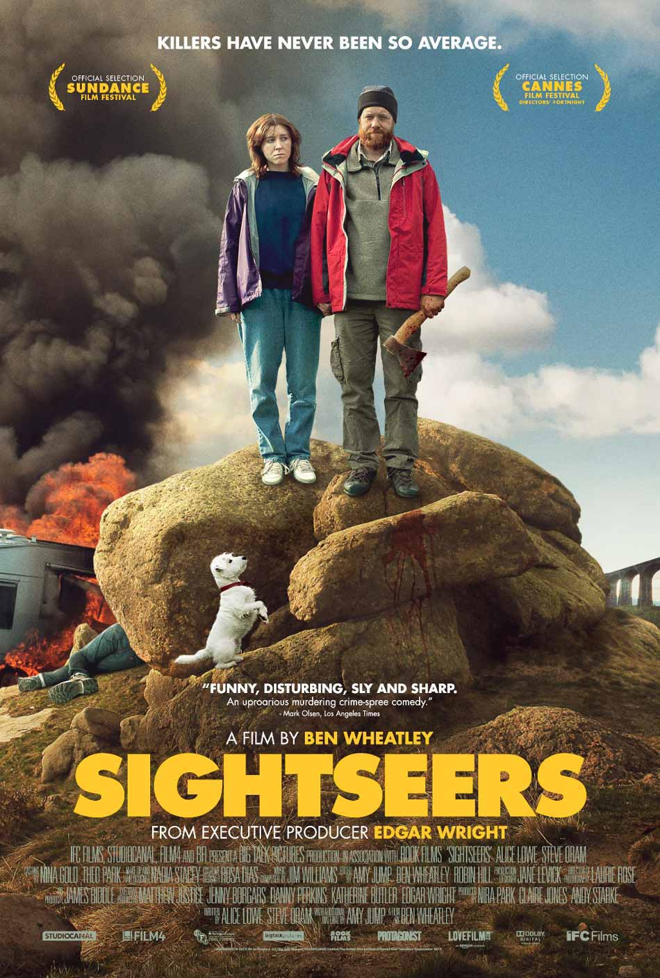 CPH PIX 2013: Sightseers (4/6)