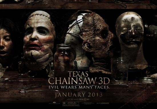 Texas Chainsaw 3D en succes i USA!