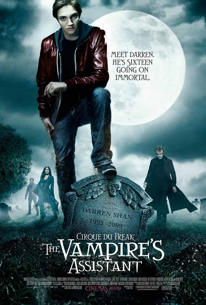 Klip fra 'Cirque du Freak: The Vampire's Assistant'