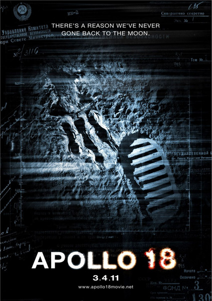 'Apollo 18' trailer kommer ud i morgen
