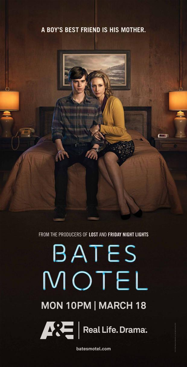 'Bates Motel' – ny serie om Norman Bates' unge år