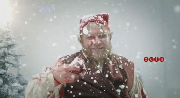 Blodigt alternativ til julekalenderen