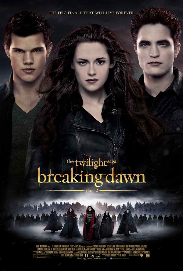 The Twilight Saga: Breaking Dawn (del 2)