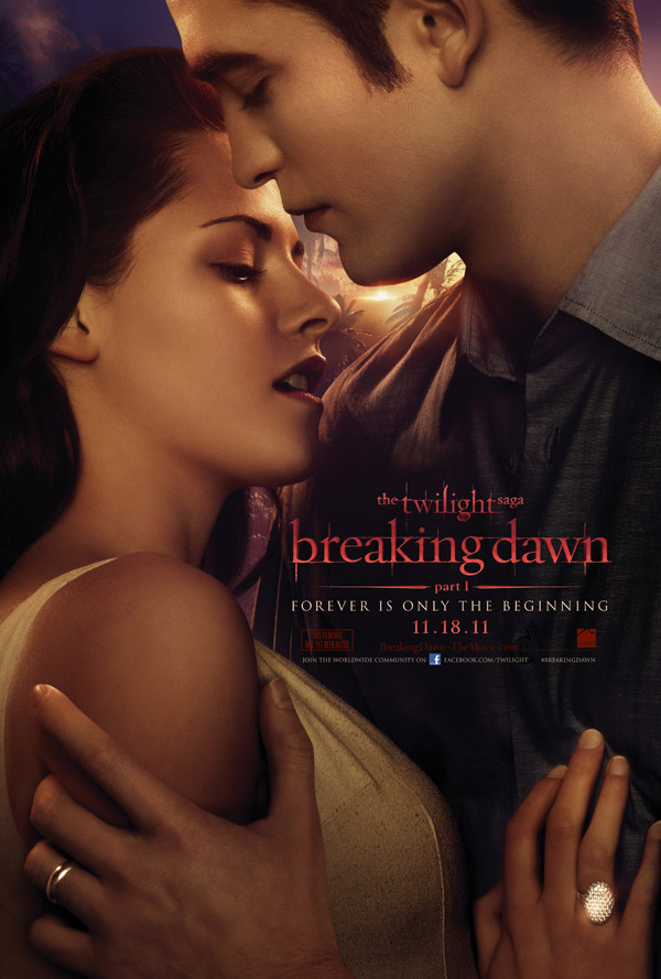The Twilight Saga: Breaking Dawn – del 1 (4/6)