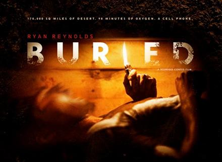 Se posteren til den klaustrofobiske 'Buried'