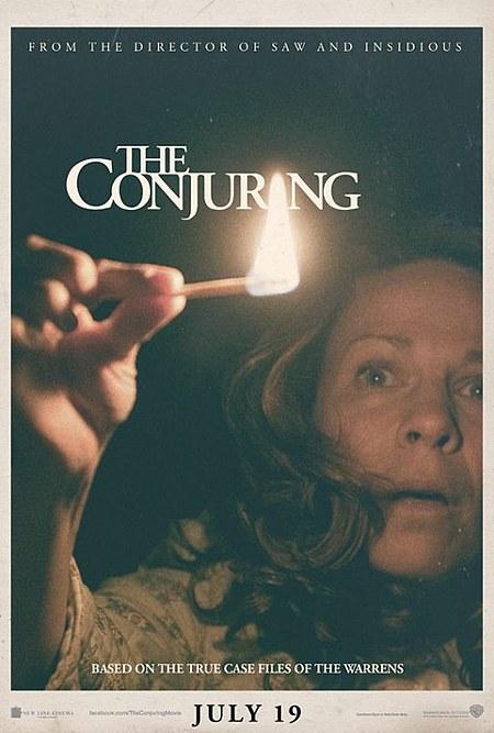 'The Conjuring' teaser trailer ude nu