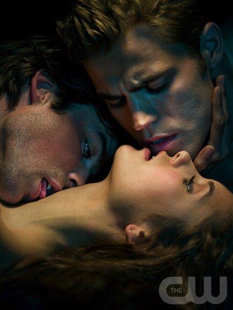 'The Vampire Diaries' kommer på dansk TV i februar