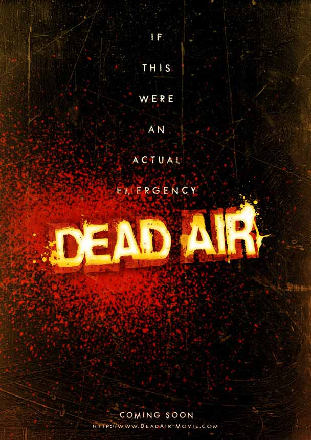 Lav en poster til 'Dead Air'
