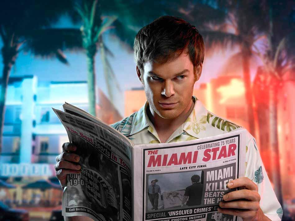 John Lithgow skal spille seriemorder i 'Dexter'