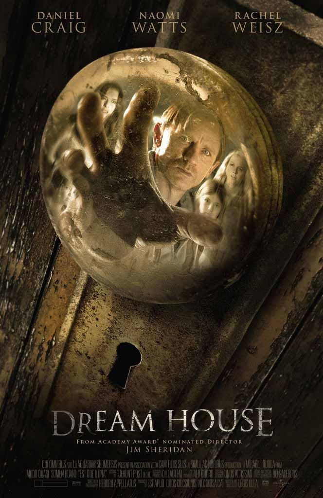 'Dream House' taget af plakaten for nu