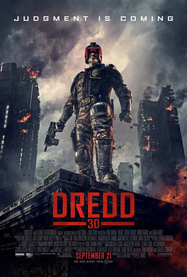 Dredd (3/6)