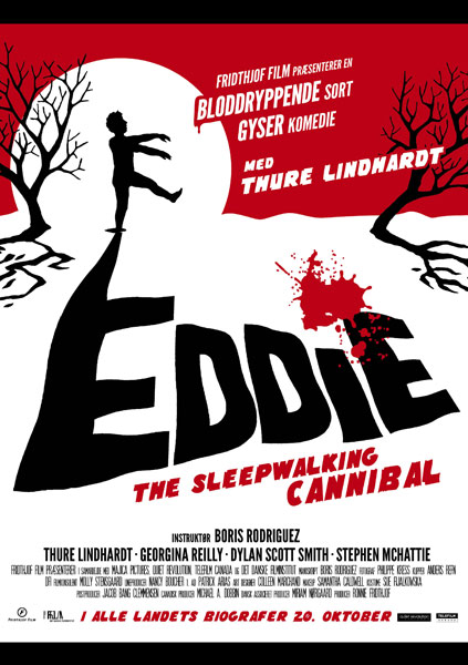 Eddie: The Sleepwalking Cannibal (4/6)