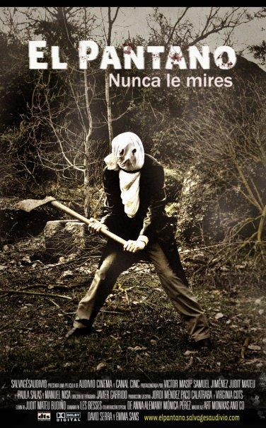 El Pantano (Svamp Thing) – ny spansk horror-film