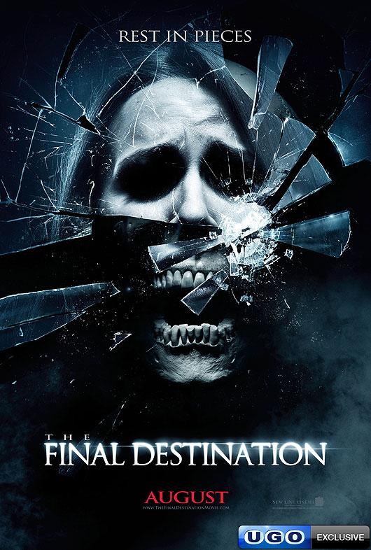 Første poster fra den nyeste 'Final Destination' film