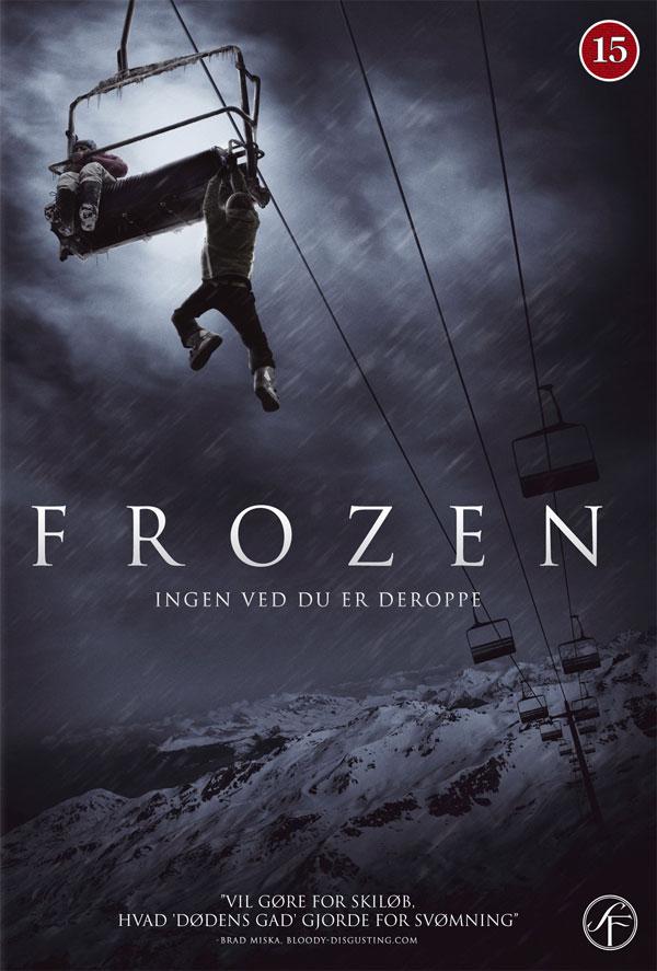 'Frozen' får en dansk DVD-dato