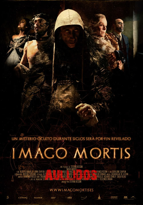 Endelig poster for 'Imago Mortis' afsløret