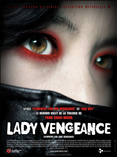 'Sympathy for Lady Vengeance' genindspilles med Charlize Theron