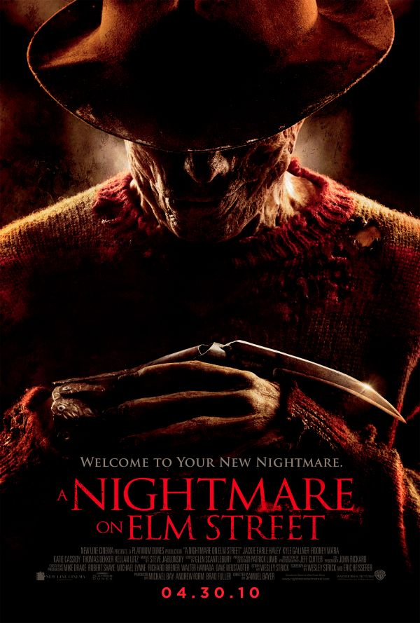 Ny trailer og TV spots til 'A Nightmare on Elm Street'