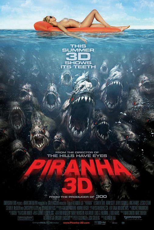 'Piranha 3-D: The Sequel' allerede sat i gang