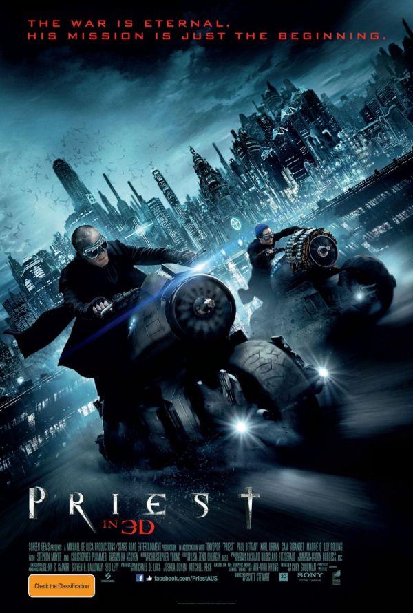Ny 'Priest' trailer er ude