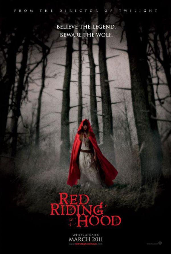 Red Riding Hood trailer og poster er ankommet