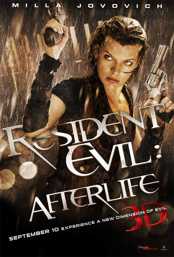 Resident Evil: Afterlife (4/6)