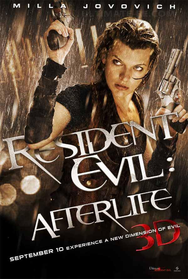 Resident Evil: Afterlife (4/6)