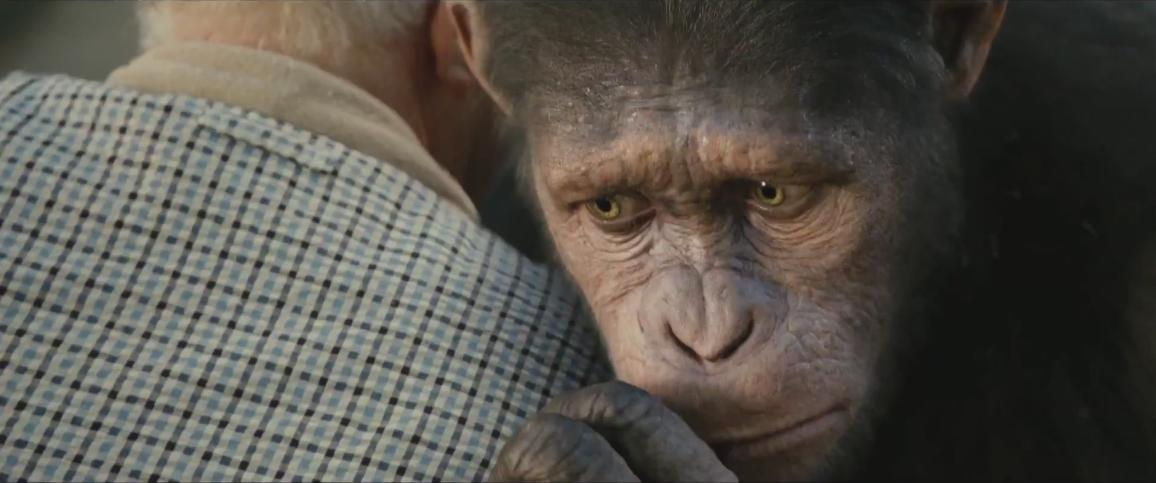 Fantastisk ny trailer til 'Rise of the Planet of the Apes'