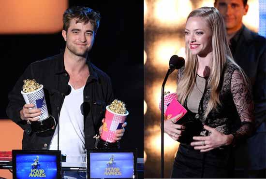 Twilight løb med de fleste MTV Awards priser