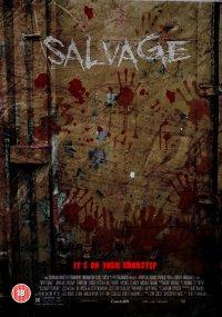 Se traileren til den britiske zombie film 'Salvage'