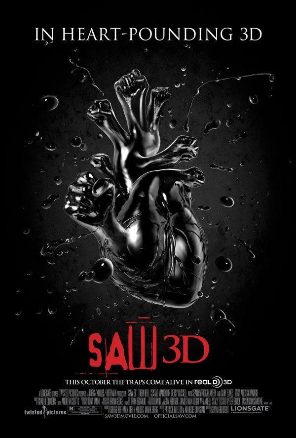 Saw 3D (3/6)
