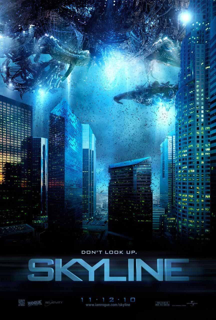 Skyline – hyggelig alienfilm til den søde juletid