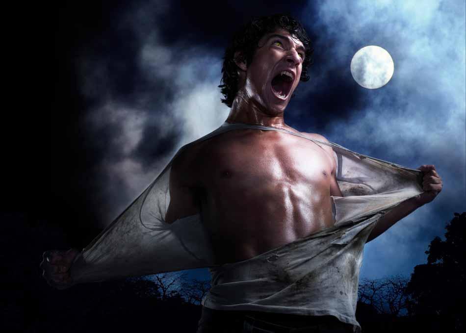 'Teen Wolf' serien starter på TV3+