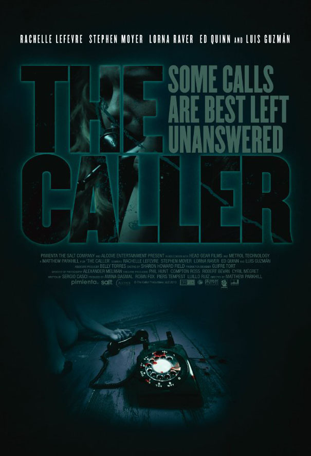 'The Caller' kommer på DVD i UK