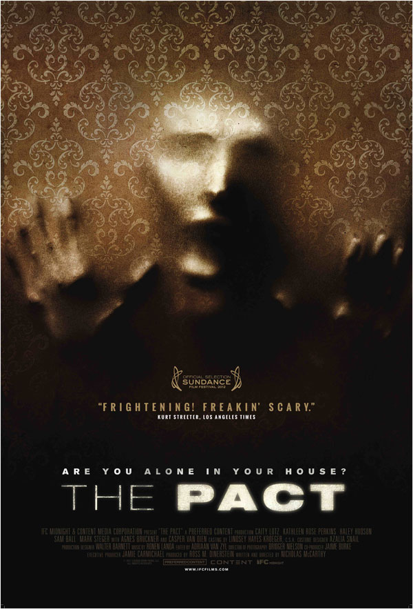 'The Pact' – ny paranormal gyser
