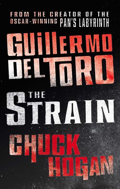 Vampyr-thriller bøger af Guillermo del Toro