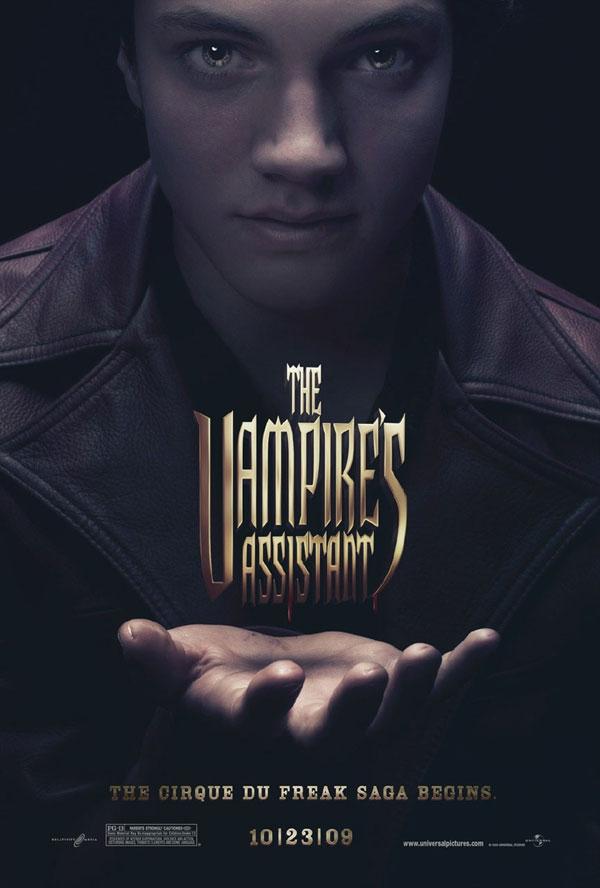 Traileren er ude til 'The Vampire's Assistant'