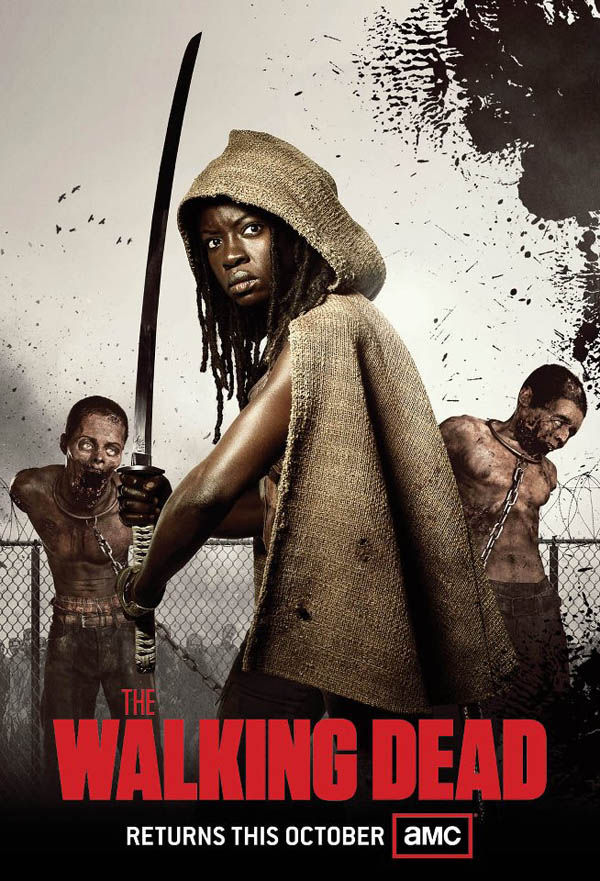 The Walking Dead sæson 3 trailer og poster