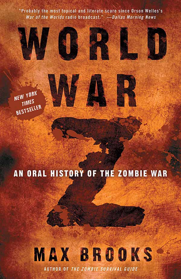 Brad Pitt i zombie-filmen 'World War Z'