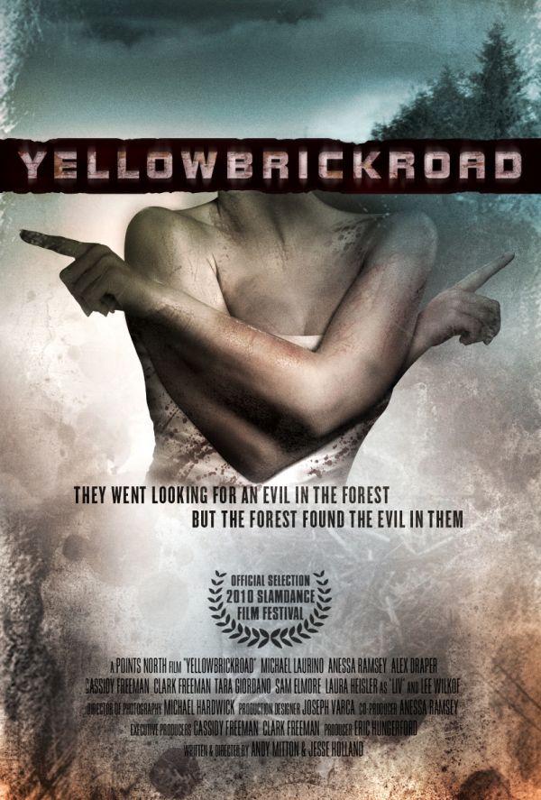 YellowBrickRoad – en gyser der får opmærksomhed på filmfestivalerne