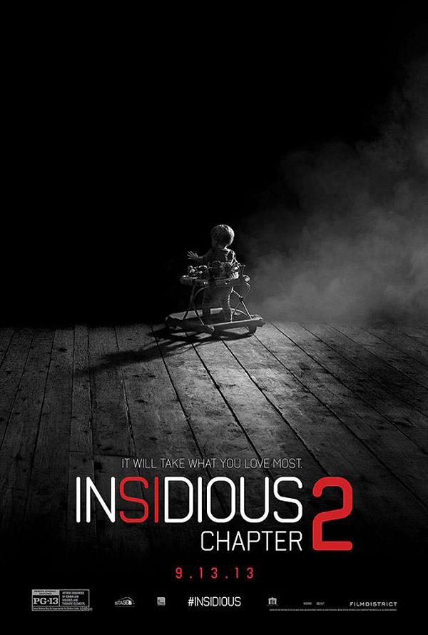 Insidious 2 – første trailer er landet!