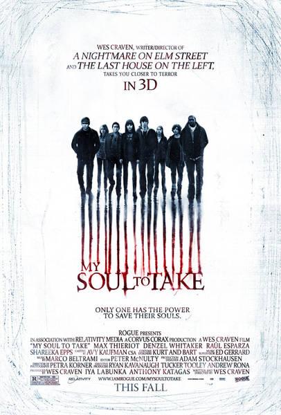 My Soul to Take (2010)