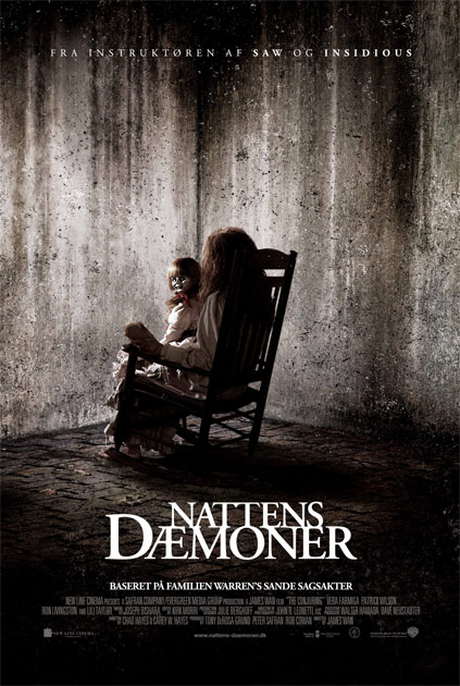 Nattens dæmoner (The Conjuring)