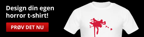 Design din egen horror t-shirt